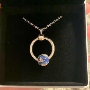 Disney Pandora necklace